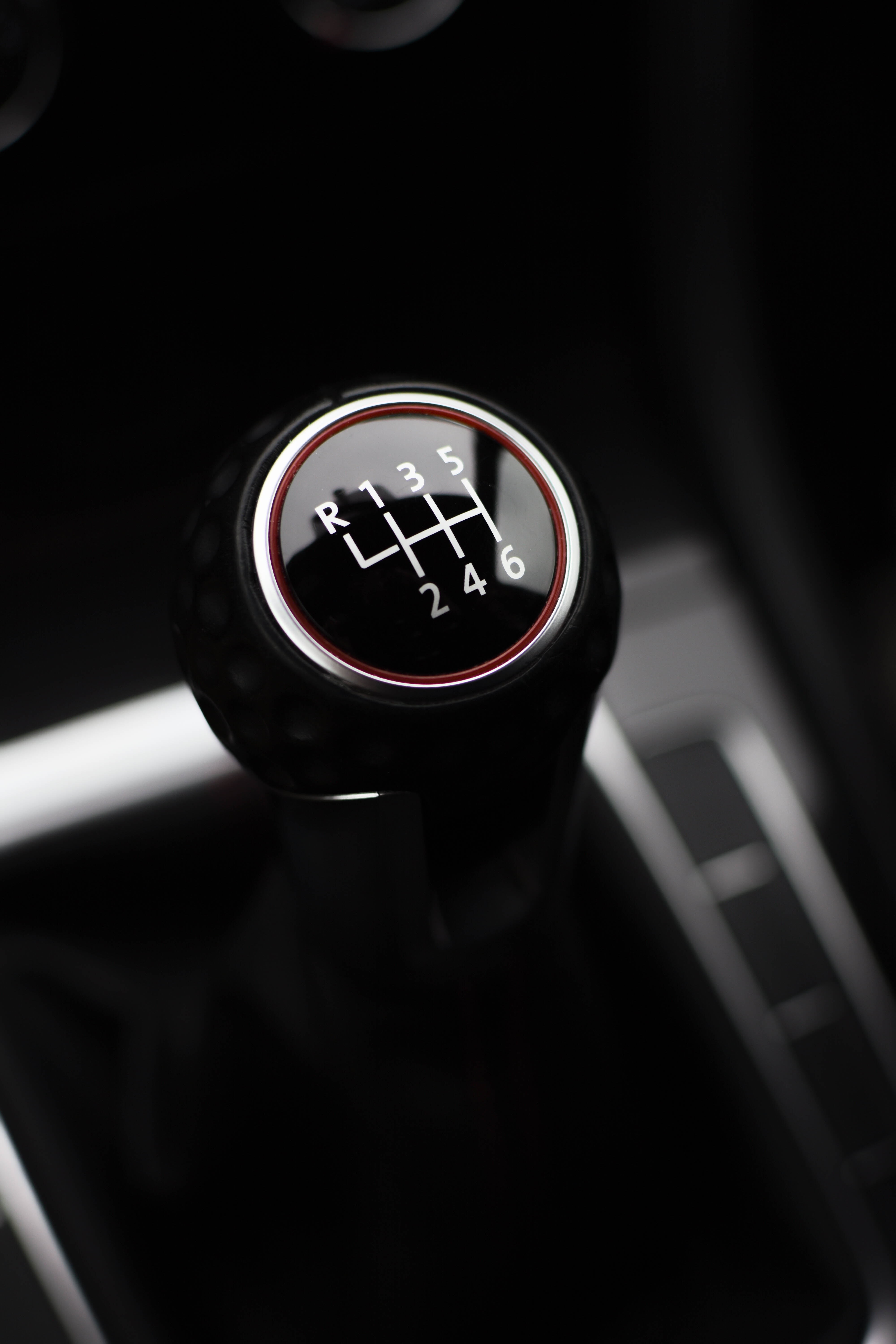 Manual Testing represented by gear stick